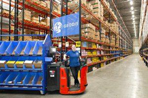 Logistics BusinessEuropean Ecommerce Expansion