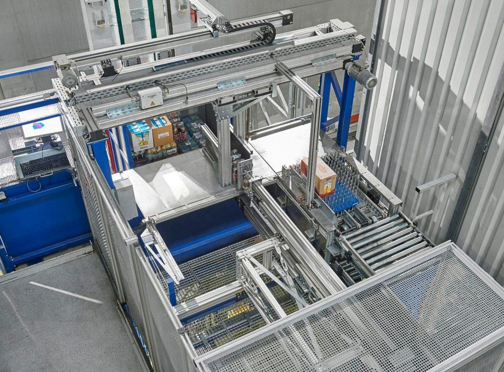 Logistics BusinessWho Defines the Robot?