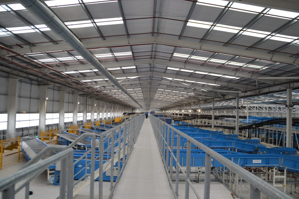 Logistics BusinessHermes Invests £16m to Boost Rugby Capacity by 40%