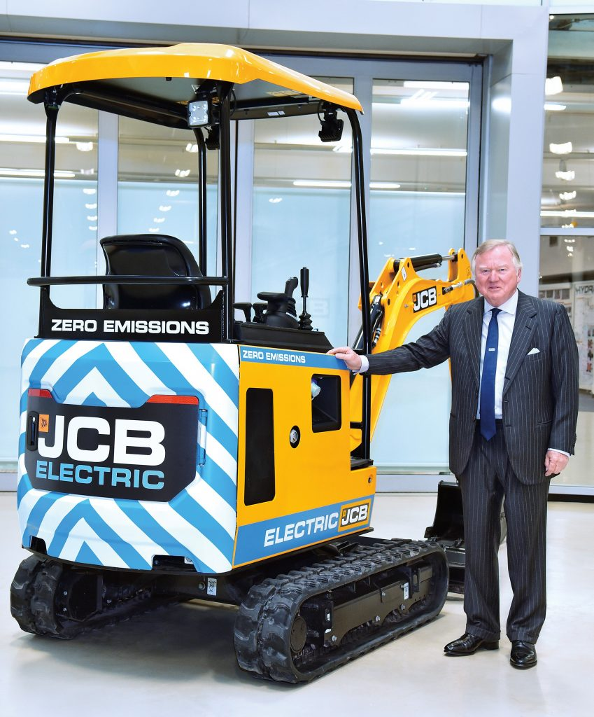 Logistics BusinessNote of Caution Sounded by JCB while Strong Growth Recorded