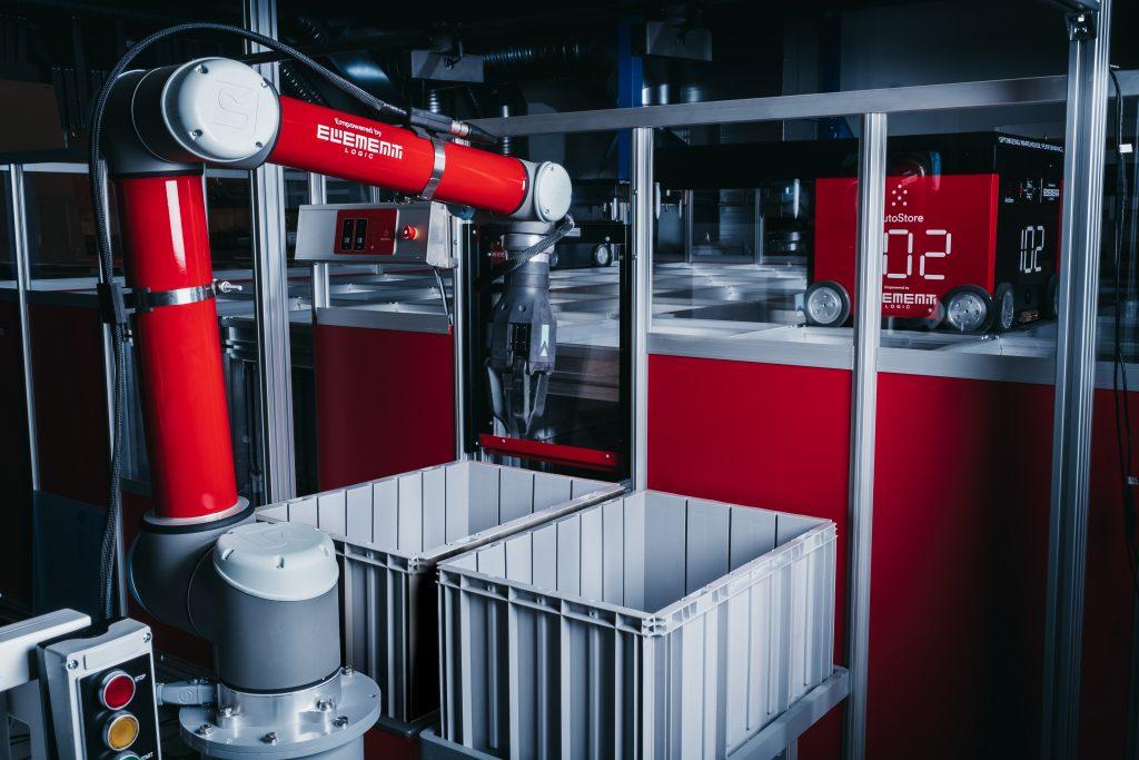 Logistics BusinessAutoStore Distributor to Highlight Multi-Function Cobot Gripper