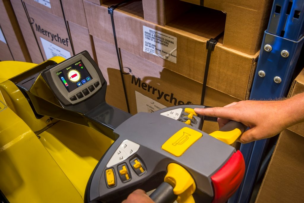 Logistics BusinessCombilift Tiller Arm Picks Up Awards Nod for IMHX