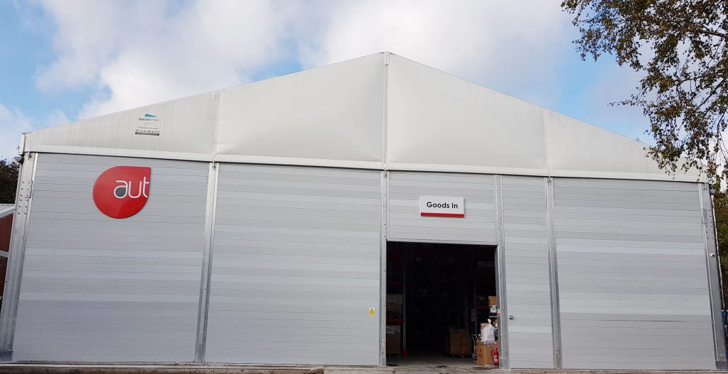 Logistics BusinessNew Facility Promises Growth for UK Wheel and Castor Specialist AUT