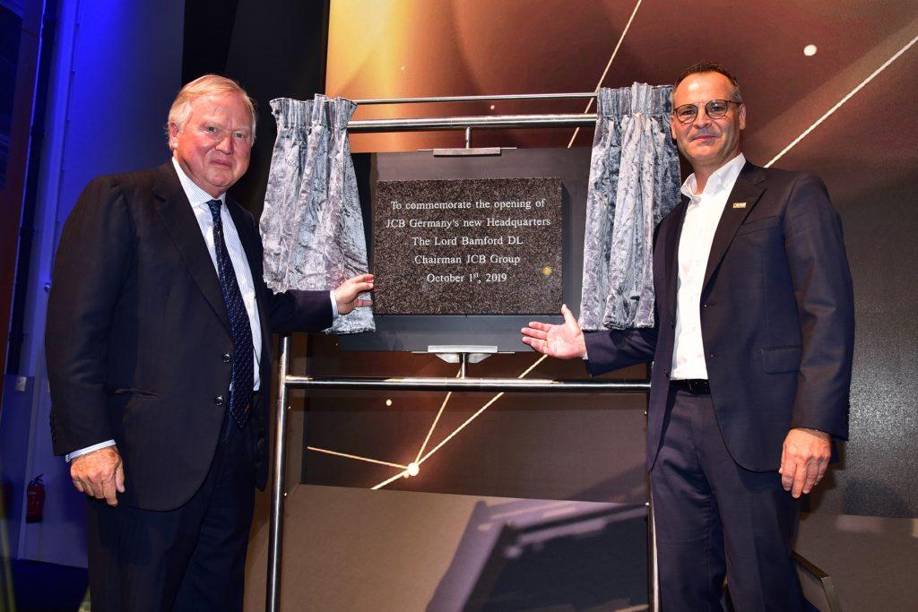 Logistics BusinessJCB Opens New £50 million Germany HQ