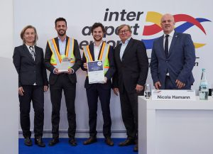 Logistics BusinessLinde Safety Guard Wins Excellence Award at Trade Show