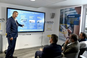 Logistics Business'Phygital' Solutions Launched by Automotive Specialist