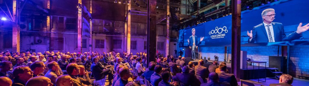 "Logistics BusinessToyota Logiconomi Forum: ""Standing Still is Not an Option"""