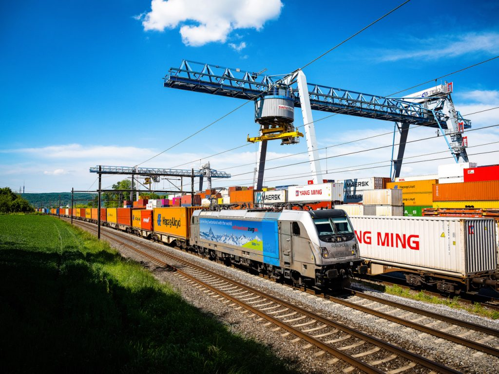 Logistics BusinessIncreased Railfreight Frequency