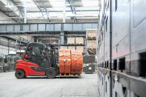 Logistics BusinessLinde Reveals New Generation of IC Counterbalance Trucks