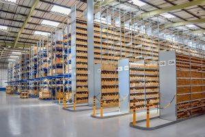 Logistics BusinessCase Study: Electrolux Productivity Gains from BITO Racking and Shelving