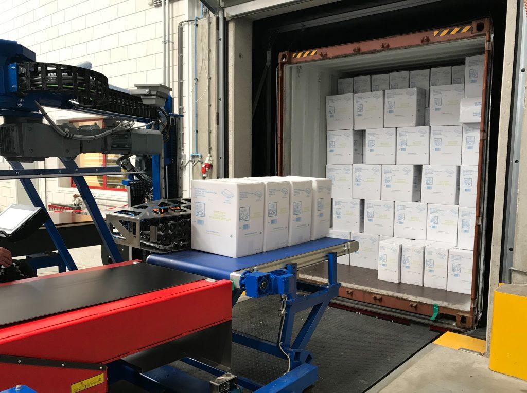 Logistics BusinessCopal C2 Container Unloader Nominated for Logistica Award