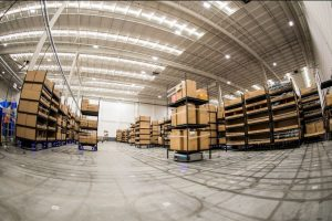 Logistics BusinessGeek+ Smart Warehouses Break 11/11 Singles Day Record