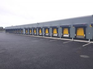 Logistics BusinessCase Study: Innovative Loading Bay for Shannon Airport