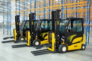 Logistics BusinessCase Study: Roll Out the Barrel for Tailored Materials Handling