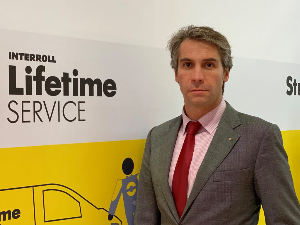 Logistics BusinessInterroll Names New MD for Spain Business