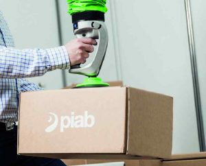 """Logistics BusinessGlobal Automator Piab Claims """"First Vacuum Lifter of Industry 4.0"""""""