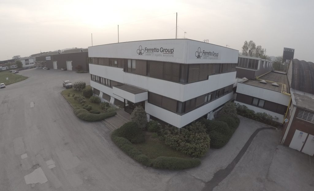 Logistics BusinessFerretto to Supply Russia's First Auto Storage in Packaging Sector