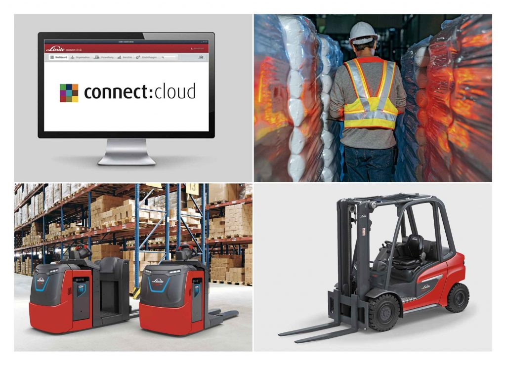 Logistics BusinessLinde to Debut Outdoors with New IC Truck at LogiMAT 2020