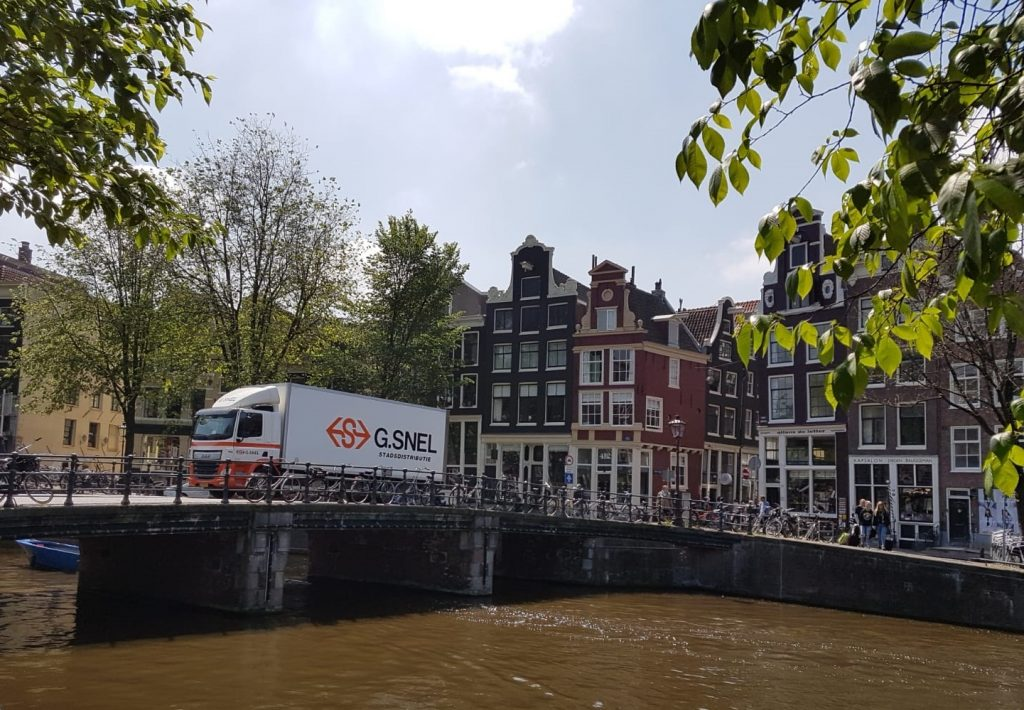 Logistics BusinessVos Expands in Benelux with SNEL Purchase