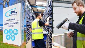 Logistics BusinessRecord-Breaking December for Ecommerce Logistics Provider 3PL