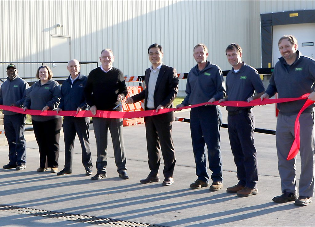 Logistics BusinessClark Opens Assembly Plant in US Lexington HQ