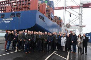 Logistics BusinessPort of Dunkirk Inaugurates Cold Ironing Facilities