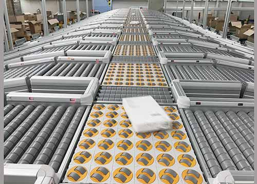 Logistics BusinessSwiss Conveyor Specialist Avancon Builds System for Samsung in South Korea