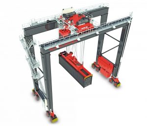 Logistics BusinessKonecranes Automated RTGs to Three European Container Terminals