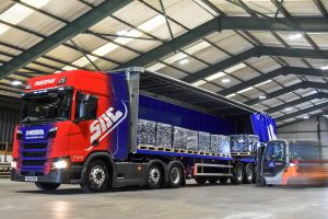 Logistics BusinessSDC's Freespan Curtainsider Launches in UK