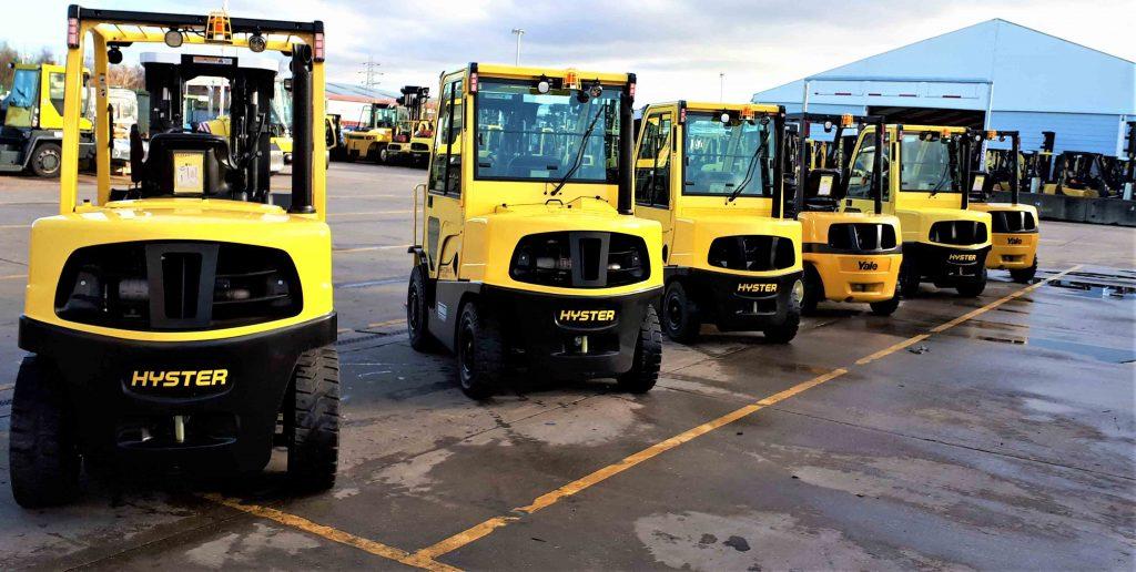 Logistics BusinessBriggs Backs Short-Term Hire Fleet with £6M Investment