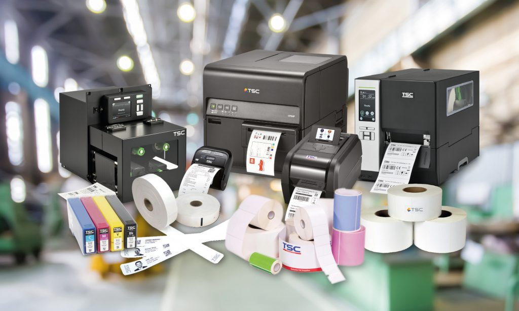 Logistics BusinessAll-in-One Labelling Provider TSC Auto ID at LogiMAT