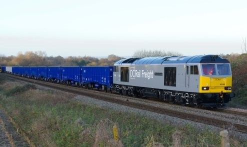 Logistics Business100 New Wagons to Support DC Rail Growth