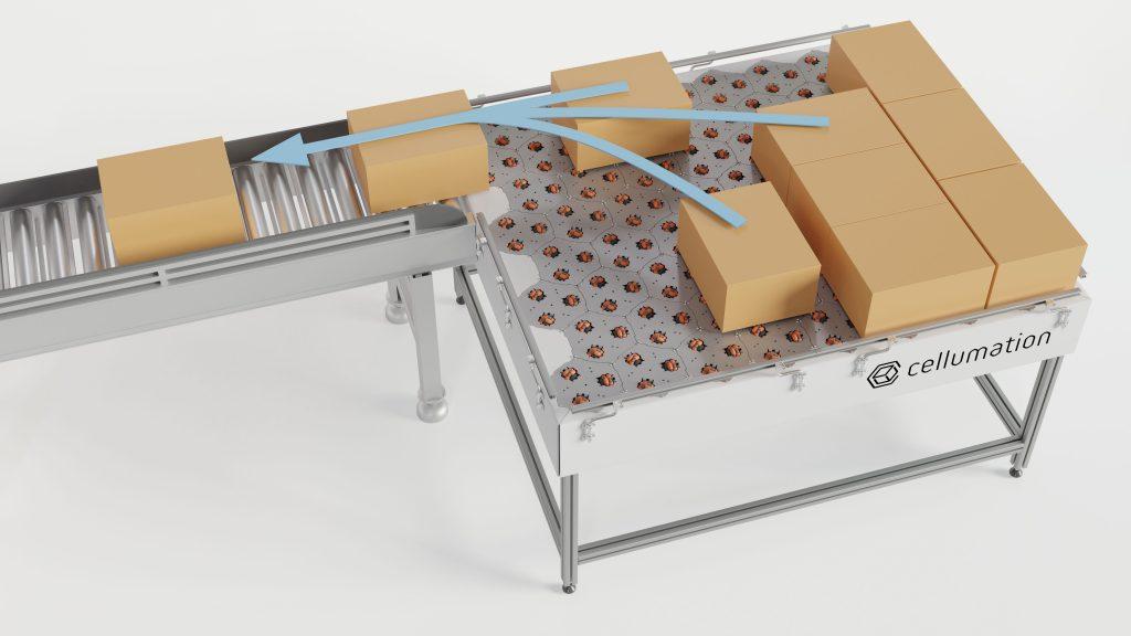 Logistics BusinessSpace-Saving Conveyor Innovation Set to Debut at LogiMAT