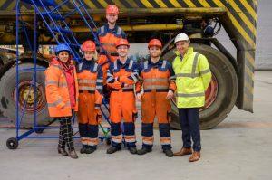 Logistics BusinessMaritime Minister Visits Sustainability Programme at London Gateway