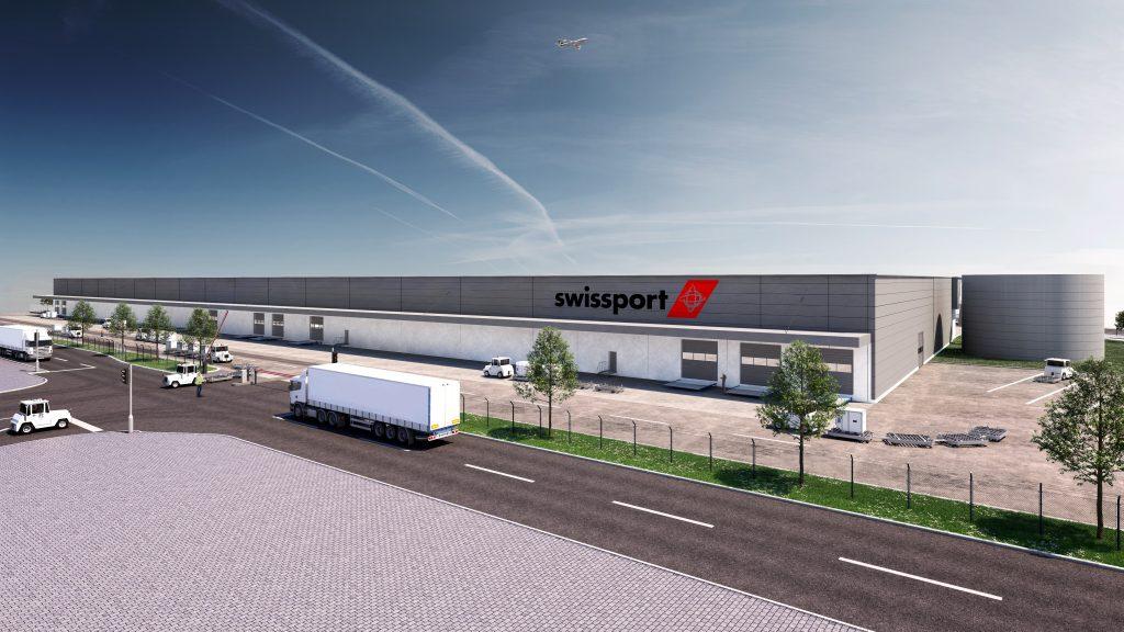 Logistics BusinessLödige to Deliver Cargo Handling System for Frankfurt Cargo City Süd