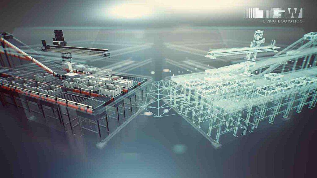 Logistics BusinessTGW to Add Digital Twin to 'Rovolution' Upgrade