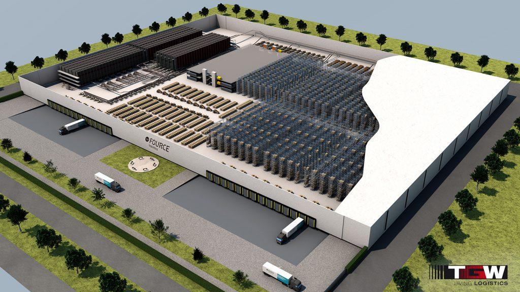 Logistics BusinessTGW Builds Intralogistics System for Automotive Parts Specialist