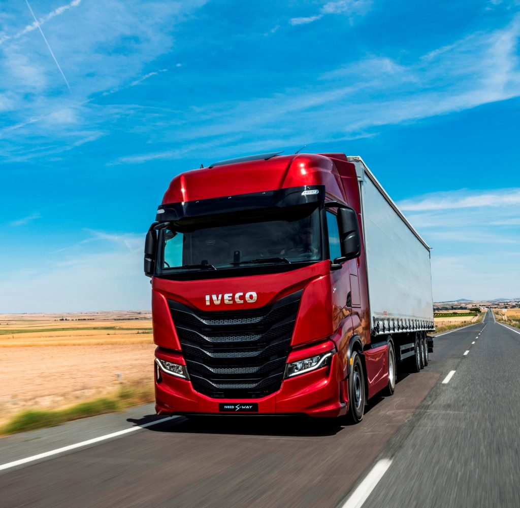 Logistics BusinessIVECO Driver-Focused S-WAY to be Launched at CV Show
