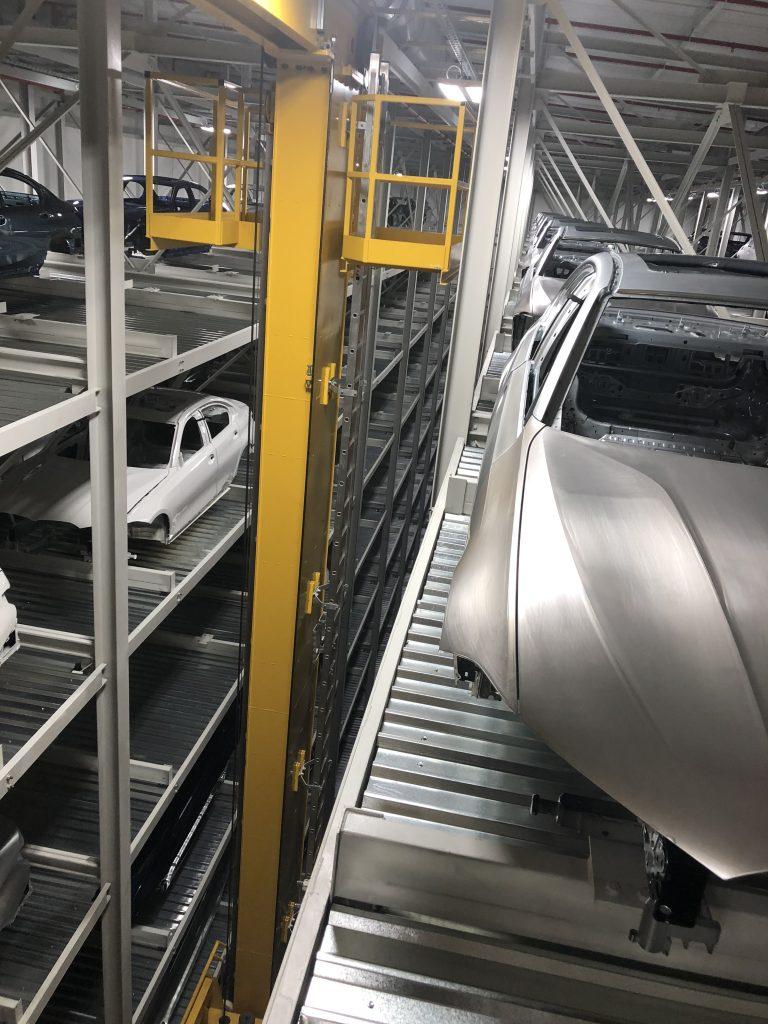 Logistics BusinessLödige Industries Fits Out Mexico Automotive Plant