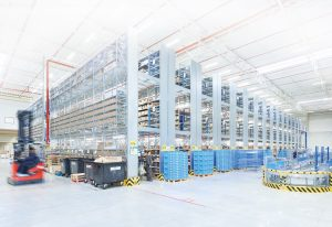 Logistics BusinessIndustry View: Productive Picking on Every Level