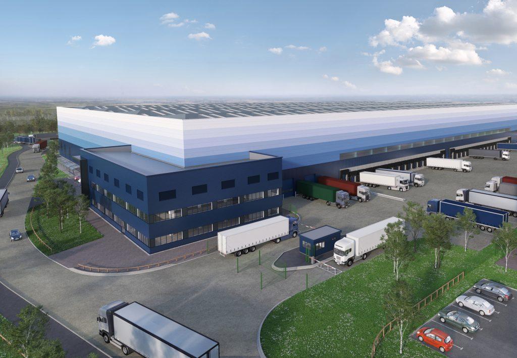 Logistics BusinessGazeley Acquires New Site at Magna Park, Milton Keynes