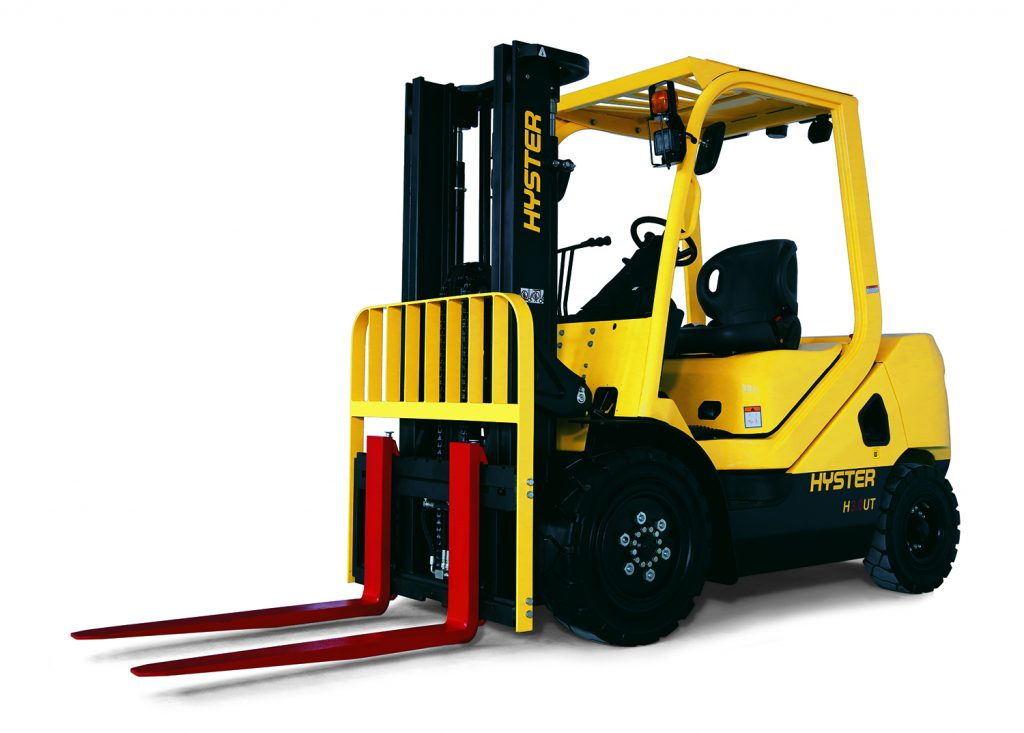 Logistics BusinessNew Hyster General Purpose Forklift Extends Choice