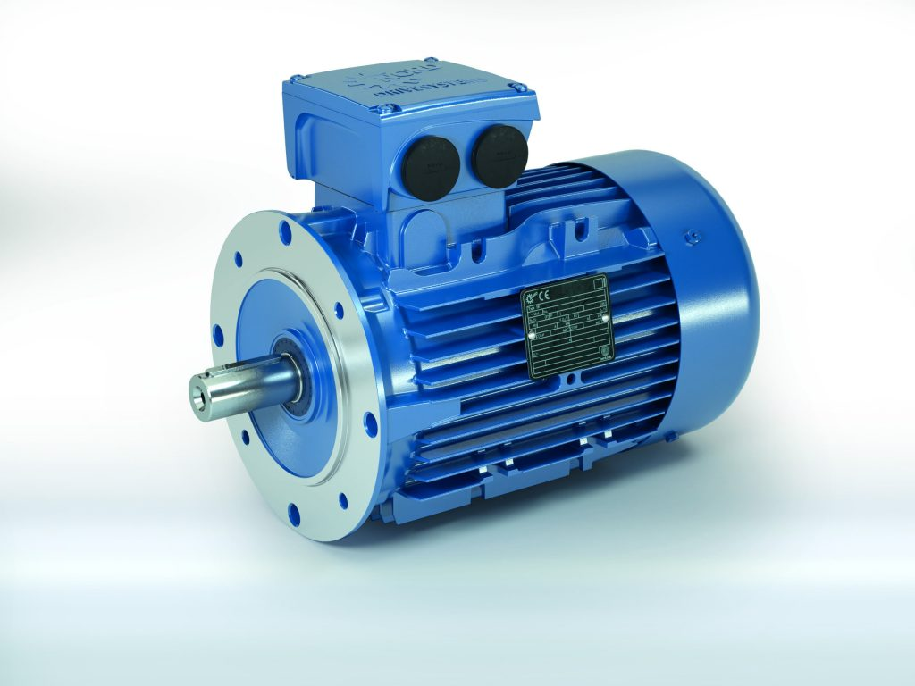 Logistics BusinessNord Universal Motor Available from 0.12 to 45kW Power
