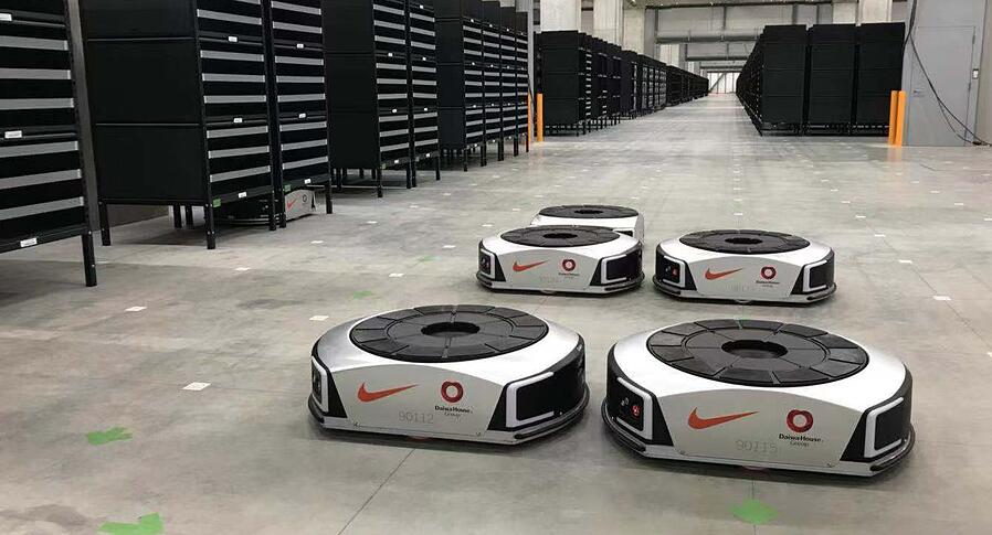 Logistics BusinessGeek+ Automation Powers Same-Day Delivery for Nike Japan