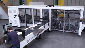 Logistics BusinessTailor-Made Automated Packaging for the Ecommerce Age