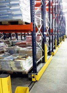 Logistics BusinessRemote Software Servicing Now Available with Stamh Mobile Racking