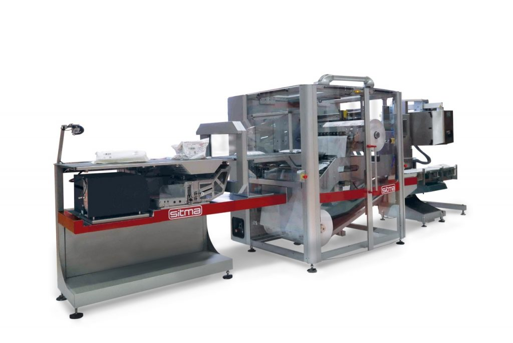Logistics BusinessItalian Packaging Machinery Sales Top €8 Billion