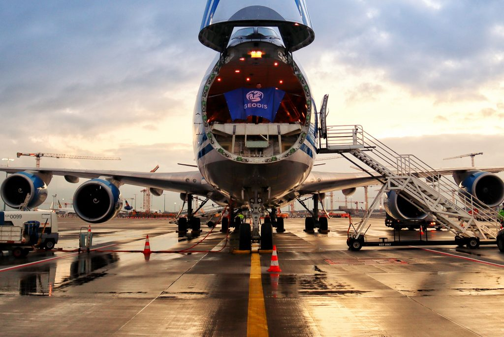 Logistics BusinessGeodis Adds Air and Rail Services to Help in Fight Against Virus