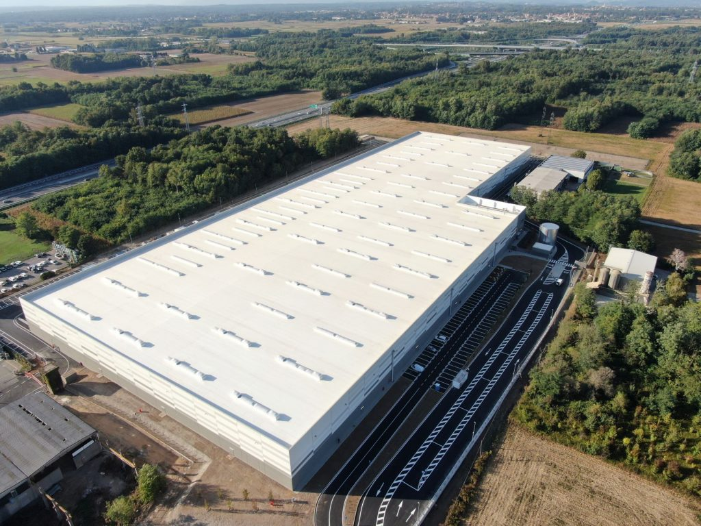 Logistics BusinessCBRE Acquires 120,000 sqm Italian Logistics Portfolio