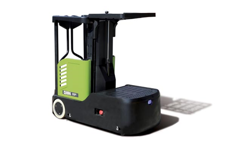 Logistics BusinessClark Adds Order Picker with Work Platform to Warehouse Range